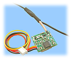 1258Hz A/V Transmitter, 80mW (Micro Size)