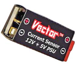 Vector / MicroVector Current Sensor (PSU) with Deans Ultra T Connectors