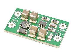 Tiny Voltage Regulator, 5V to 12V Step-Up (ImmersionRC)