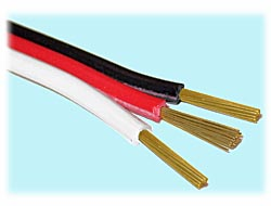 Three Conductor Wire, 26 AWG