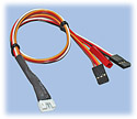 Customized Cable for Lawmate A/V Transmitter