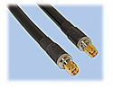SMA to SMA Patch Cable, KSR-400 Coax