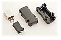 Mini USB 10-Pin Male Connector, DiY GoProHD Hero3