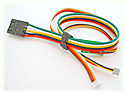 Video Cable for DJI iOSD Mini / ImmersionRC or FatShark vTx / FatShark Camera