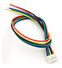 5-Pin Pigtail Cable for Cased FatShark Transmitters