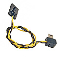 GoProHD Hero3-Hero4 Camera Cable for ImmersionRC / FatShark (Video Only)