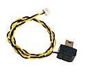 GoProHD Hero3-Hero4 Camera Cable for FatShark Cased vTx (Video Only)