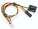 Video Cable for DJI FPV HUB (ImmersionRC ~ FatShark)