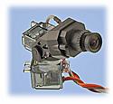 CMOS Color Camera with Pan/Tilt (FatShark)