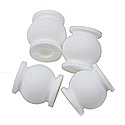 DJI Phantom 2 Vision Rubber Damper, Set of 4 (White)