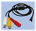 Cable for DPC-420A/480A/540A Camera