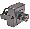 CCD Camera with 2.8mm Lens, 600-Line (NTSC)