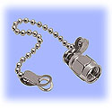 SMA Dust Cap Plug with Chain
