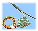 1280Hz A/V Transmitter, 80mW (Micro Size)